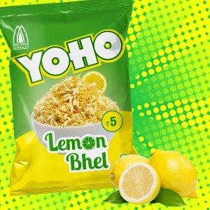 lemon bhel